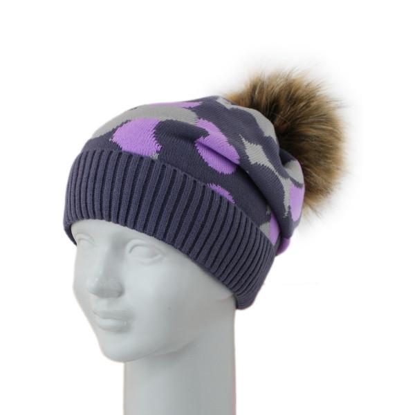 Серовато - фиолетовый - Фото