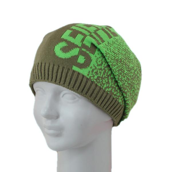 Хаки + зеленый кислотный - Фото