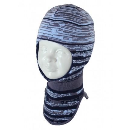 Шапка-шлем детская SMILE SHLm0 DEMID 419283 ACR-Y (на флисе) D - Фото
