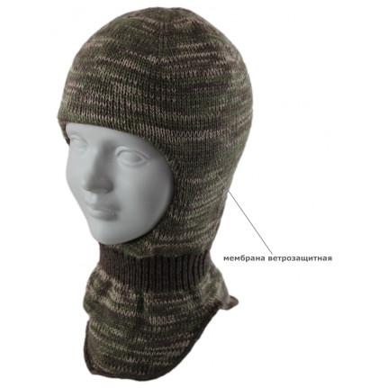 Шапка-шлем детская SELFIE SHLm0 DONAT 419301 ACR-SHH (SHELTER) C - Фото