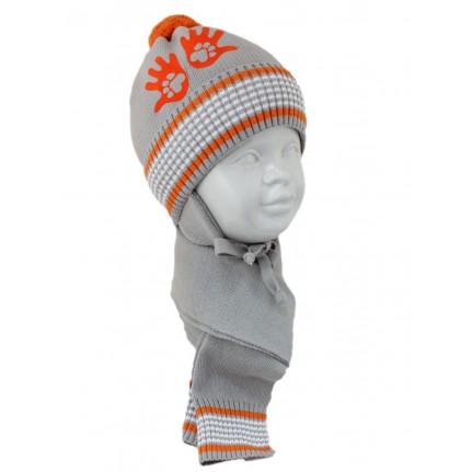 Комплект детский SELFIE KPL2m1 KLIM 420445 ACR-SHH (SHELTER)+(шарф одинарный) - Фото