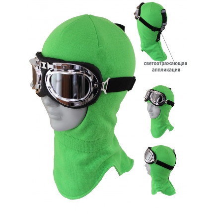 Шапка-шлем детская SELFIE SHLm0 EXTREME 420430 ACR-SHH (SHELTER) - Фото