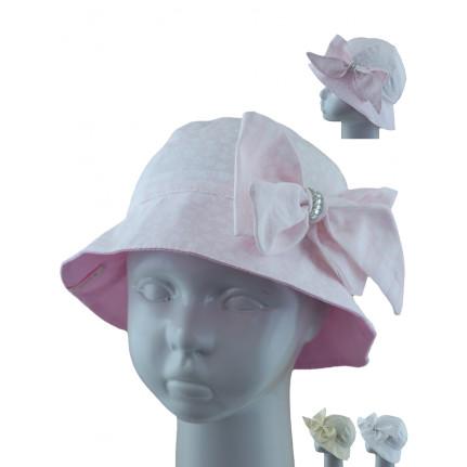 Шляпка детская SELFIE PANd BOW 321594 H-1 U - Фото