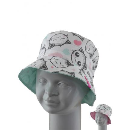 Шляпка детская SELFIE PANd KOSHKI 321582 H-1 U2 - Фото
