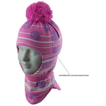 Шапка-шлем детская SELFIE SHLd1 PLANETA 419318 ACR-SHH (SHELTER) - Фото